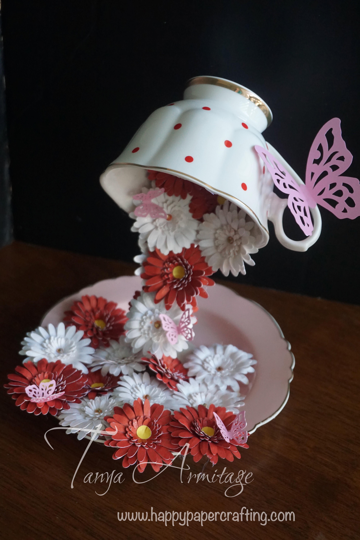 Floating Teacup